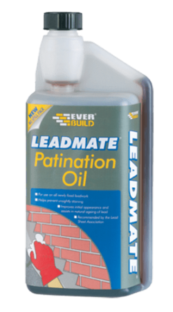 Lead Mate Patination Oil - 1 litre